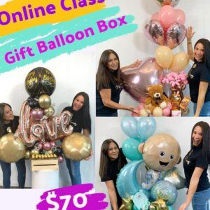 Gift Balloon Box